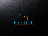 F. Cotte Property Solutions, LLC Logo - Entry #32