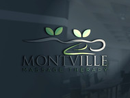 Montville Massage Therapy Logo - Entry #129