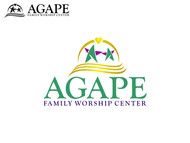 Agape Logo - Entry #203