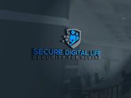 Secure. Digital. Life Logo - Entry #100