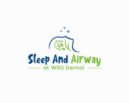 Sleep and Airway at WSG Dental Logo - Entry #179