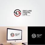 Secure. Digital. Life Logo - Entry #72