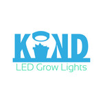 Kind LED Grow Lights Logo - Entry #87