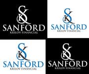Sanford Krilov Financial       (Sanford is my 1st name & Krilov is my last name) Logo - Entry #565