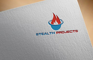 Stealth Projects Logo - Entry #171