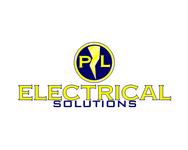 P L Electrical solutions Ltd Logo - Entry #84