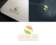 Golden Oak Wealth Management Logo - Entry #48