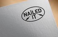 Nailed It Logo - Entry #281