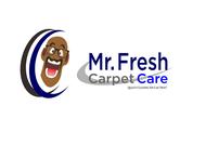 Mr. Fresh Carpet Care Logo - Entry #128