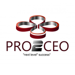 PRO2CEO Personal/Professional Development Company  Logo - Entry #93