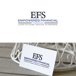 Empowered Financial Strategies Logo - Entry #10