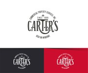 Carter's Commercial Property Services, Inc. Logo - Entry #215