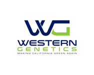Western Genetics Logo - Entry #33