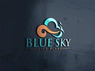 Blue Sky Life Plans Logo - Entry #47