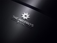 The Air Pro's  Logo - Entry #176