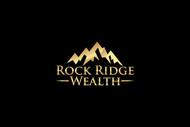 Rock Ridge Wealth Logo - Entry #447