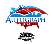 AUTOGRAPH USA LOGO - Entry #91