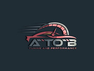 A to B Tuning and Performance Logo - Entry #12