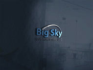 Big Sky Custom Steel LLC Logo - Entry #106