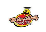 The Semi-Saintly Comedy Tour Logo - Entry #33