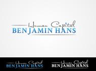 Benjamin Hans Human Capital Logo - Entry #92