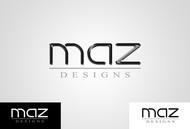 Maz Designs Logo - Entry #166
