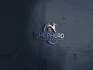 Shepherd Drywall Logo - Entry #108