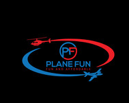 PlaneFun Logo - Entry #54