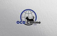 OCD Canine LLC Logo - Entry #259