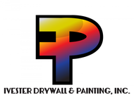 IVESTER DRYWALL & PAINTING, INC. Logo - Entry #60