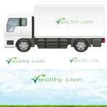 Healthy Livin Logo - Entry #643