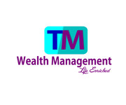 T.M. Wealth Management Logo - Entry #12