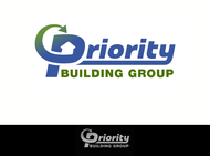 Priority Building Group Logo - Entry #50