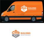 CMW Building Maintenance Logo - Entry #188