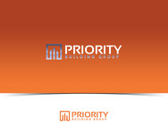 Priority Building Group Logo - Entry #187
