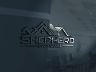 Shepherd Drywall Logo - Entry #23