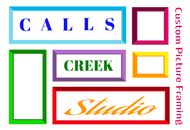 Calls Creek Studio Logo - Entry #149