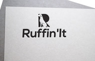Ruffin'It Logo - Entry #143