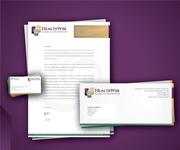Business Card, Letterhead & Envelope Logo - Entry #12