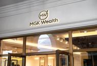 MGK Wealth Logo - Entry #59