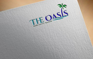 The Oasis @ Marcantel Manor Logo - Entry #73