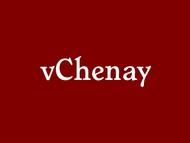vChenay Logo - Entry #14