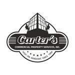 Carter's Commercial Property Services, Inc. Logo - Entry #156
