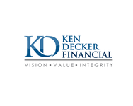 Ken Decker Financial Logo - Entry #208