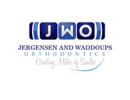 Jergensen and Waddoups Orthodontics Logo - Entry #60