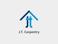 J.T. Carpentry Logo - Entry #27