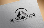 Bearded Dog Wholesale Logo - Entry #56
