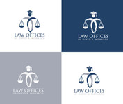 Law Offices of David R. Monarch Logo - Entry #178