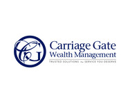Carriage Gate Wealth Management Logo - Entry #135