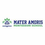 Mater Amoris Montessori School Logo - Entry #125